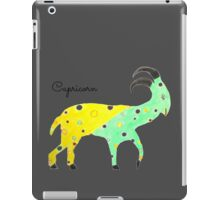 Capricorn Sign of the Zodiac iPad Case/Skin