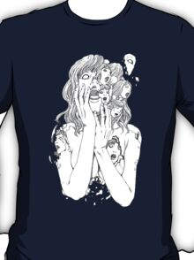 Shintaro Kago / Flying Lotus - You're Dead T-Shirt