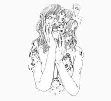 Shintaro Kago / Flying Lotus - You're Dead Unisex T-Shirt