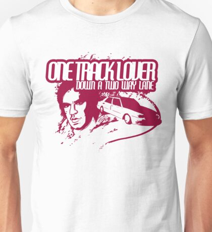 One Track Lover Unisex T-Shirt