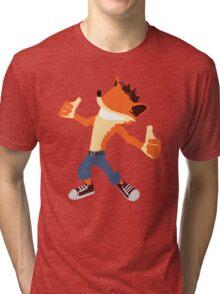 Crash Tri-blend T-Shirt