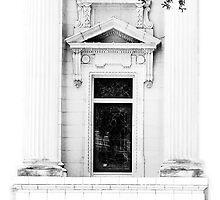 ARCHITECTURAL WINDOW DETAIL by Paul Quixote Alleyne