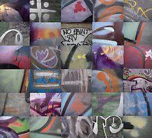50 Graffiti Macros by Tama Blough