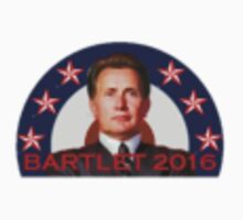 Josiah Bartlet for America by theweirwood