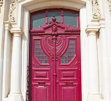 pink door by terezadelpilar~ art & architecture