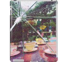 Rainy Mad Tea Party iPad Case/Skin