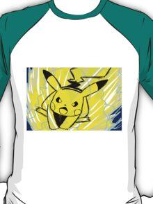 Pikachu Volt Tackle  T-Shirt