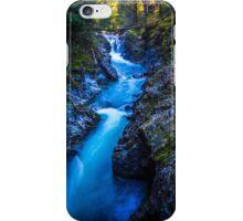 Little Qualicum Falls iPhone Case/Skin