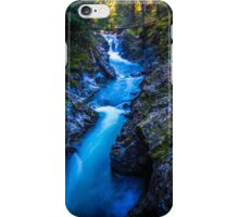 Little Qualicum Falls iPhone Case/Skin
