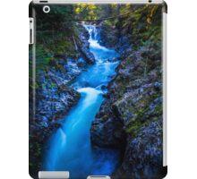 Little Qualicum Falls iPad Case/Skin
