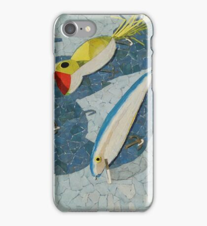"""lures"" iPhone Case/Skin"