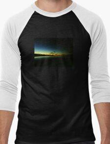Dusk Palette Men's Baseball ¾ T-Shirt
