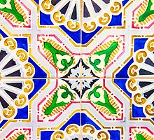 tiles by terezadelpilar~ art & architecture