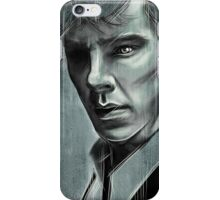 In the Middle of a Crowd iPhone Case/Skin