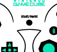 gamecube controller Sticker