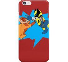 Berserker Barrage iPhone Case/Skin