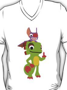 Yooka-Laylee Vector (no outlines) T-Shirt