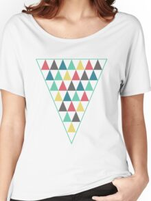 Pyramid Women's Relaxed Fit T-Shirt