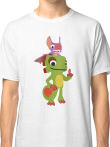 Yooka Laylee Vector Classic T-Shirt