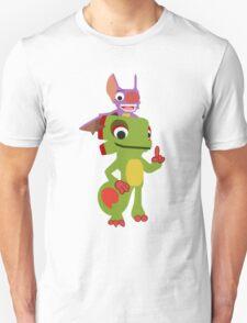 Yooka Laylee Vector Unisex T-Shirt