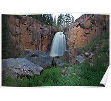 South Clear Creek Falls Poster