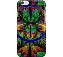 Love in all directions iPhone Case/Skin