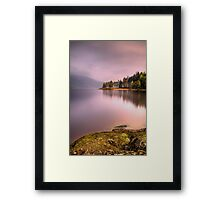 Waterglass (1) Framed Print