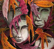 Daughters Of Autumn by weirdpuckett