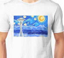 Starry Seattle Unisex T-Shirt