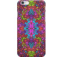 Color Play [Mirror Repeat] iPhone Case/Skin