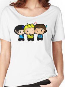 Ahead Warp Factor 1  Women's Relaxed Fit T-Shirt