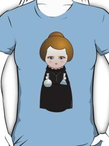 Kokeshi Madame Curie T-Shirt