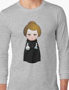 Kokeshi Madame Curie Long Sleeve T-Shirt