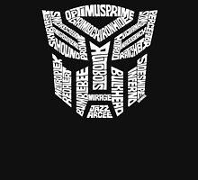 Transformer Autobots White T-Shirt