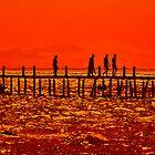 Sunset by Valerii Baryspolets