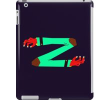 Z from Zombies iPad Case/Skin