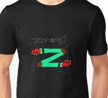 Z from Zombies Unisex T-Shirt