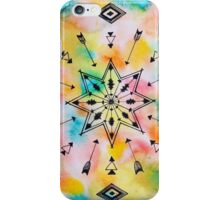 Pattern Play, Arrows and Angles iPhone Case/Skin