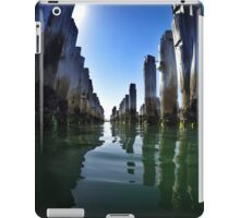 Princes Pier, Melbourne iPad Case/Skin