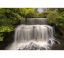 Skipton Weir Photographic Print