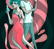 With Just Our Shotguns and Our Love by Kim Kresan
