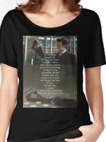 Doctor Who - Eleven Women's Relaxed Fit T-Shirt