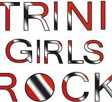 Trini Girls Rock by Richais