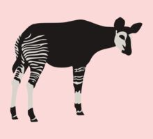 Okapi Kids Tee