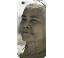 Mexican Goat Woman iPhone Case/Skin