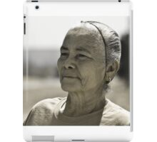 Mexican Goat Woman iPad Case/Skin
