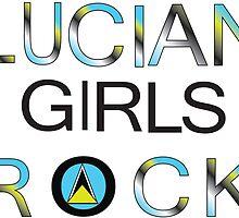 Lucian Girls Rock by Richais