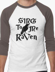 Sing to me Raven Men's Baseball ¾ T-Shirt