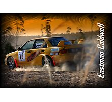 Rally of Lithgow 2009 - Eastman Caldwell Photographic Print