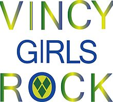 Vincy Girls Rock by Richais